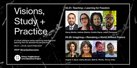 Imagining and Remaking a World Without Prisons: Visions, Study and Practice tickets