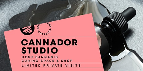 PRIVATE GROUP HEMP CANNABIS EXPERIENCE tickets