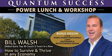Quantum Success Power Lunch Chicago tickets