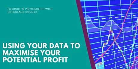 Using your data to maximise your potential profit tickets
