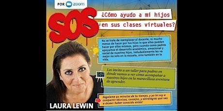 Taller para padres: SOS, ¿cómo ayudo a mis hijos en sus clases virtuales? entradas