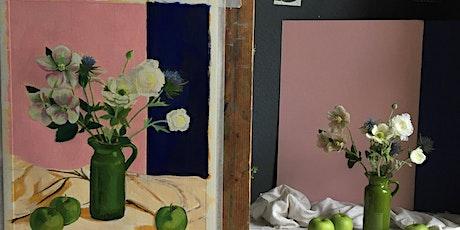 Still Life Painting using Acrylics tickets