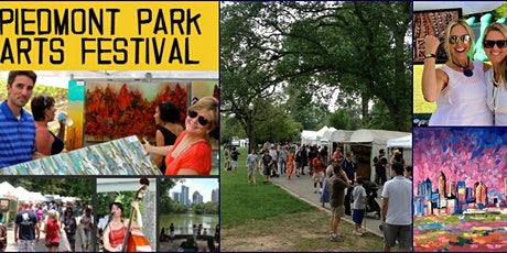 Piedmont Park Arts Festival 2021 tickets