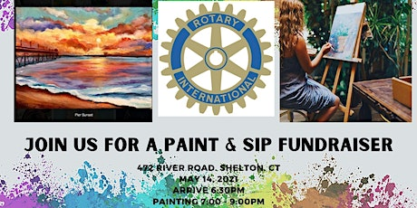 Rotary Paint & Sip tickets