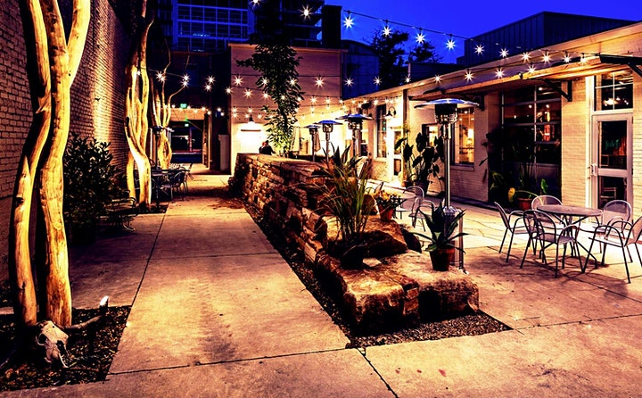 Madison Downtowners Happy Hour at Robinia Courtyard image