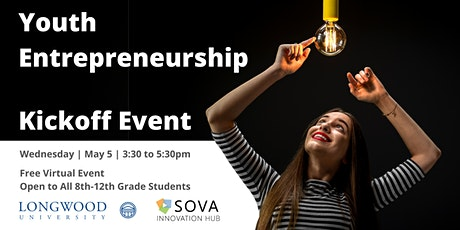 SOVA Youth Entrepreneurship Kickoff Event tickets