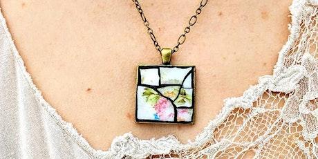 Mosaic Jewelry Workshop tickets
