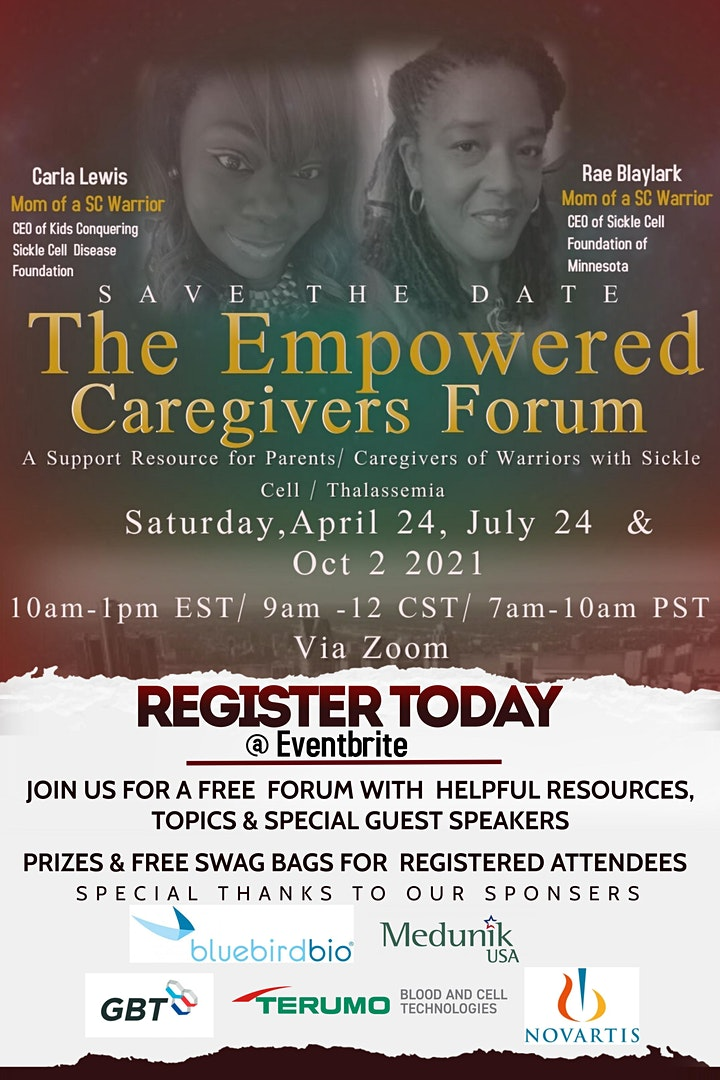 The Empowered Caregivers Forum Session I image