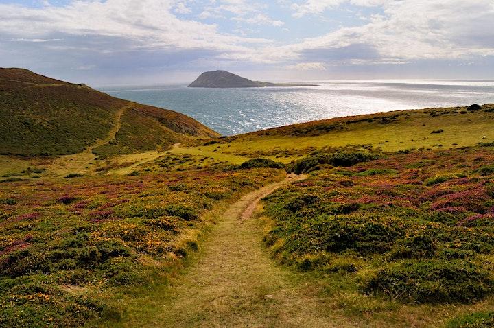 Taith Arfordir 2021 Coastal Walk image