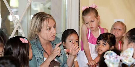 Summer 2021 Baking Camp at Tal's- Week 7 tickets