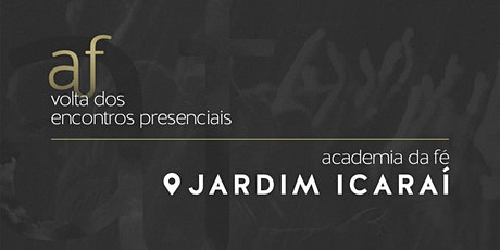 Jardim Icaraí | Domingo, 11/04, às 09h ingressos