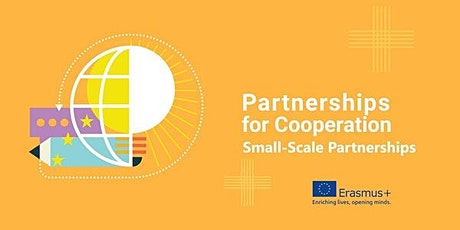 Erasmus+ KA2 Application Clinic for  Small-Scale Partnerships Projects tickets