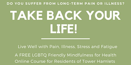 FREE LGBTQ-friendly Mindfulness for Health Taster Session tickets