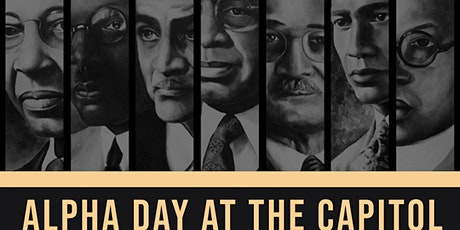 Alpha Phi Alpha Day at the Capitol tickets