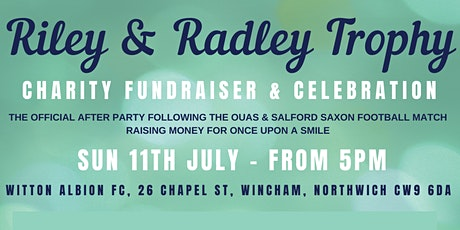 Riley & Radley Trophy & OUAS Charity Fundraiser tickets