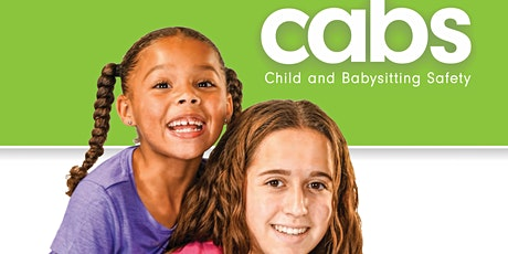 Child and Babysitting Safety (CABS) and CPR/AED tickets