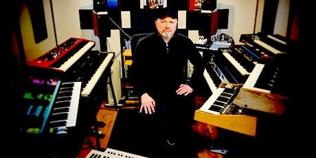 Daniel Biro (electro-cosmic keyboards!) tickets