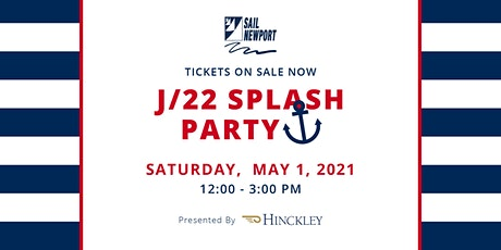 J/22 Splash Party tickets