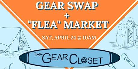 Gear Swap - April 24th 2021 tickets