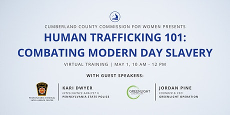 Human Trafficking 101: Combating Modern Day Slavery tickets