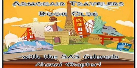 "SAS Armchair Travelers Book Club Explores ""From the Land of Green Ghosts""! tickets"