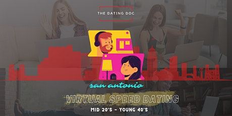 San Antonio Video Speed Dating (All Ages - Paired by Age Group) tickets