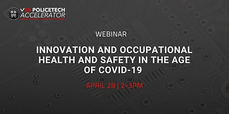 Innovation and Occupational Health and Safety in the Age of COVID19 tickets