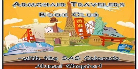 "SAS Armchair Travelers Book Club Explores ""Claire of the Sea Light""! tickets"