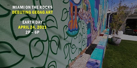GeoAg Art Miami Earth Day tickets