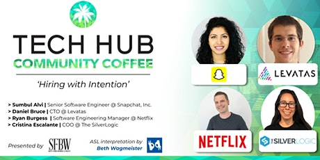 COMMUNITY COFFEE | 'Hiring With Intention' tickets