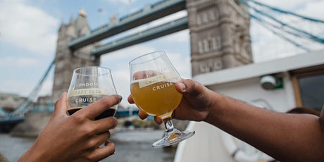 London Craft Beer Cruise July 10th tickets