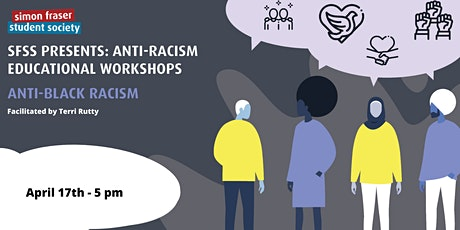 SFSS Anti-Black Racism Educational Workshop facilitated by Terri Rutty tickets