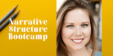 Narrative Structure Bootcamp with Rachel Carter tickets