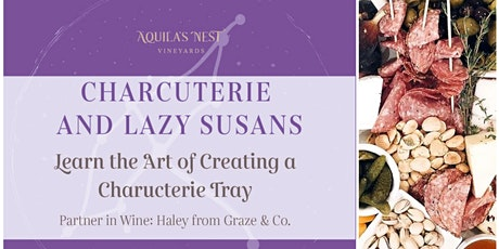 Charcuterie and Lazy Susans Workshop tickets