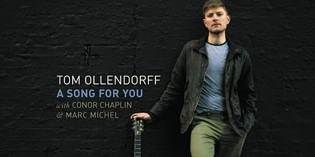 Tom Ollendorff Trio (guitar, bass, drums) tickets