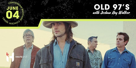 Old 97's w/ Joshua Ray Walker  - Lightstream Backyard Concert Series tickets