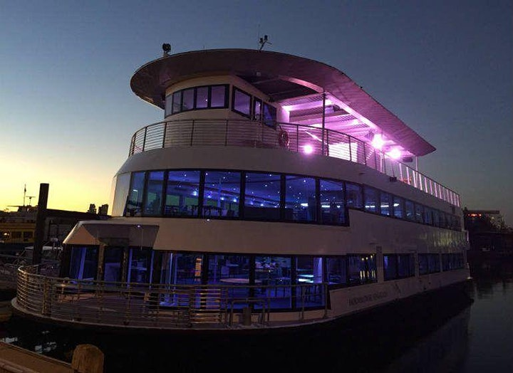 Latin Music Boat Party Yacht Cruise: Saturday Sunset Fiesta in New York image