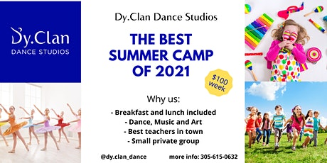 Best Summer Camp in Miami 2021 tickets