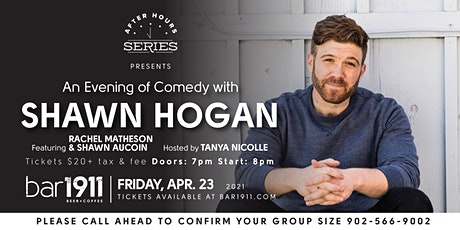 After Hours Series presents: An Evening of Comedy with Shawn Hogan tickets