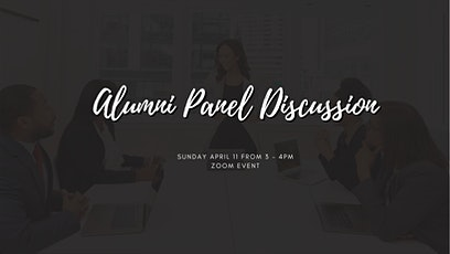 Alumni Panel Discussion tickets