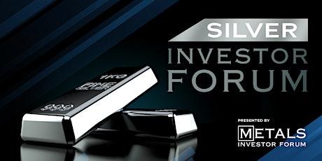 Silver Investor Forum tickets