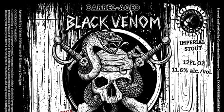 Barrel Aged Black Venom (Maker's Mark) tickets