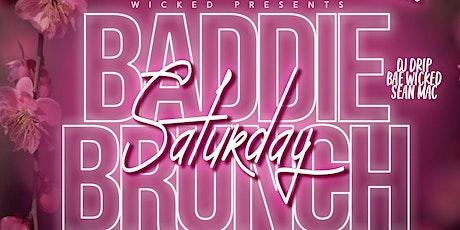 Saturday Baddie Brunch: Starring Sean Mac & Dj Drip tickets