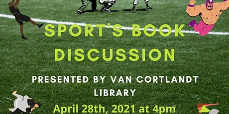 Sport's Book Discussion tickets