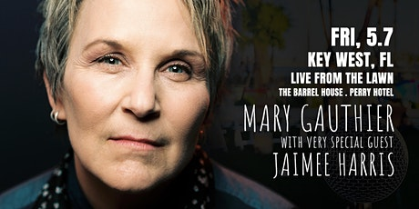 Mary Gauthier with Very Special Guest Jaimee Harris tickets