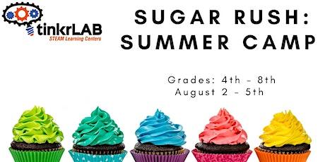 Sugar Rush - Full Day: 4th - 8th tickets