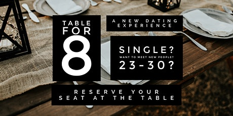 Table for 8 at Strang Hall tickets
