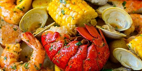 The Main Event NJ x Diva Delights Presents Seafood Boil Bash tickets