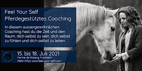 Feel Your Self - pferdegestütztes Coaching Seminar billets