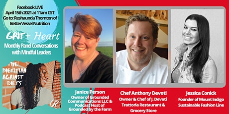 Monthly Panel Series: Sustainability Practices at Every Level tickets